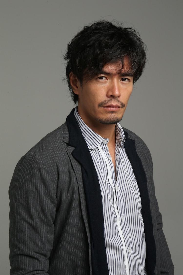 「テラフォーマーズ」で主演を務める伊藤英明。