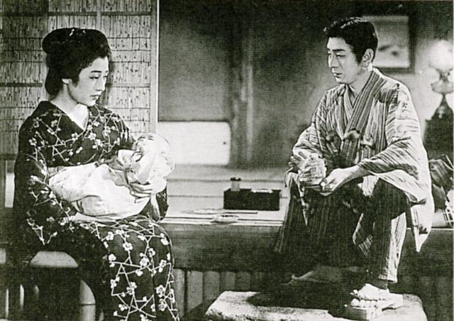 溝口健二「残菊物語」 (c)1939 / 2015松竹