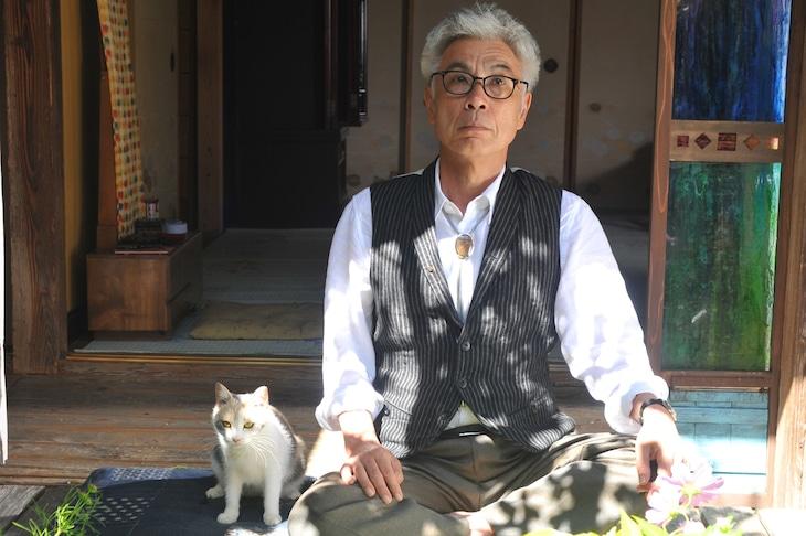 「先生と迷い猫」場面写真 (c)2015「先生と迷い猫」製作委員会