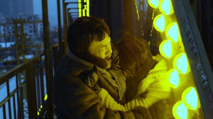 「薄氷の殺人」のワンシーン。(c)2014 Jiangsu Omnijoi Movie Co., Ltd. / Boneyard Entertainment China (BEC) Ltd. (Hong Kong). All rights reserved.