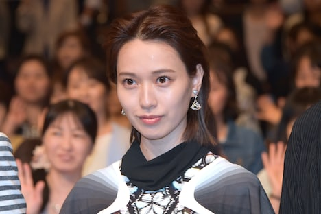 映画版とドラマ版、両方に出演した戸田恵梨香。