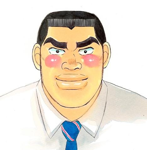 鈴木亮平が演じる剛田猛男。(c)アルコ・河原和音/集英社