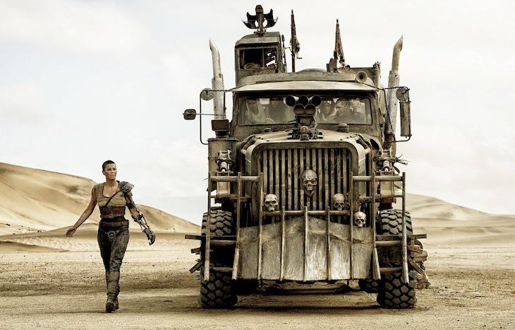 「マッドマックス 怒りのデス・ロード」(c)2015 VILLAGE ROADSHOW FILMS (BVI) LIMITED