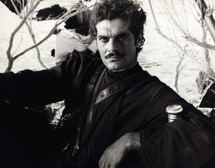 「アラビアのロレンス」で部族長アリを演じたオマー・シャリフ。(写真提供:COLUMBIA / THE KOBAL COLLECTION / ゼータ イメージ)