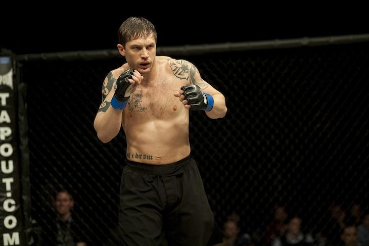 「ウォーリアー」 (c)2011 Lions Gate Films Inc. All Rights Reserved.