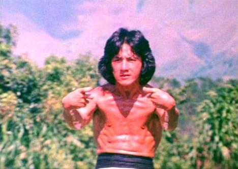 「ジャッキー・チェンの必殺鉄指拳」 (c)2003 Golden Sun Films Distribution Limited All Rights Reserved