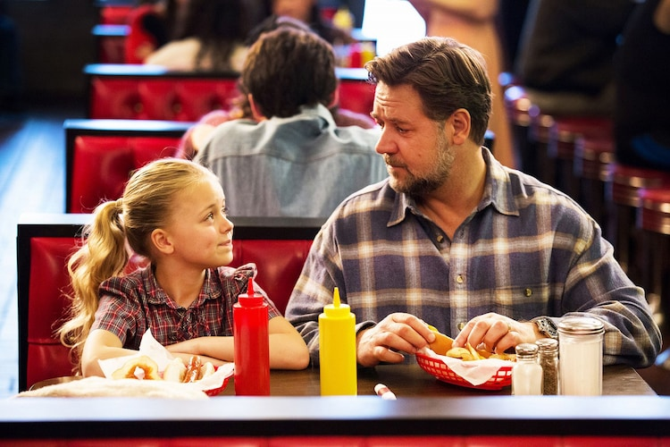 「パパが遺した物語」 (c)2014 FATHERS & DAUGHTERS NEVADA, LLC. ALL RIGHTS RESERVED