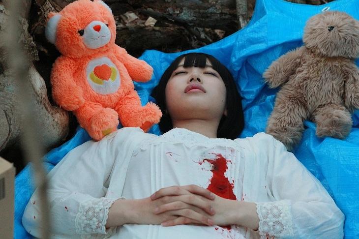 「女の子よ死体と踊れ」 (c)2015 YOU'LL MELT MORE ! Film Partners