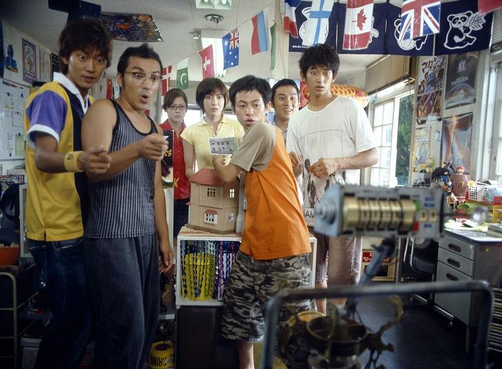 「サマータイムマシン・ブルース」 (c)2005 ROBOT / 東芝エンタテインメント / 博報堂DYメディアパートナーズ / IMAGICA
