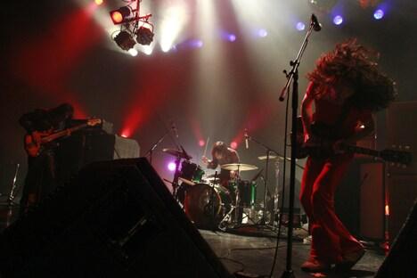「ゆらゆら帝国 2009.04.26 LIVE @日比谷野外音楽堂」