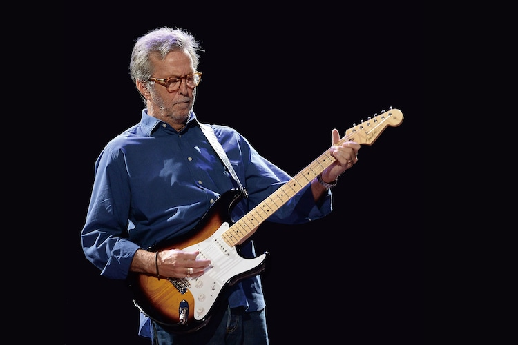 「ERIC CLAPTON / エリック・クラプトン Live at the Royal Albert Hall | Slowhand at 70」 (c)2015 ERIC CLAPTON AND WARNER BROS. RECORDS
