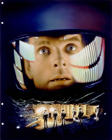 「2001年宇宙の旅」(c)ワーナー・ブラザース