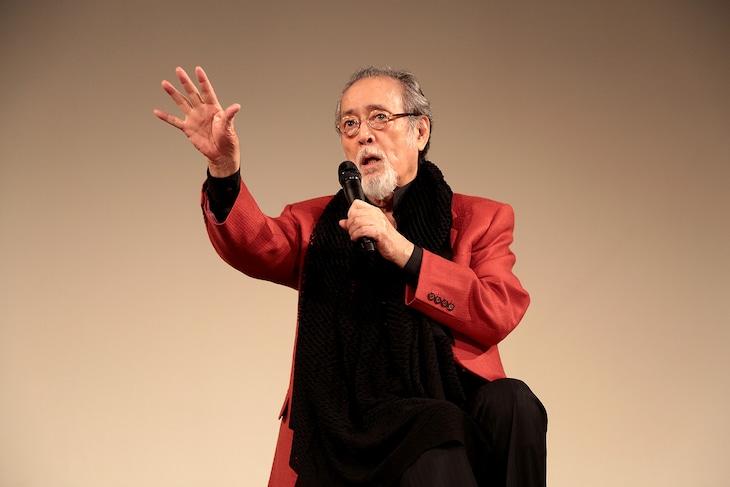 仲代達矢 (c)京都国際映画祭
