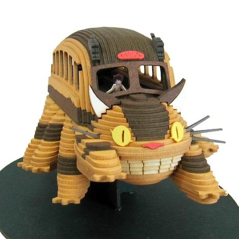 【ネコバス】となりのトトロ(7452円) (c)1988 Nibariki-G