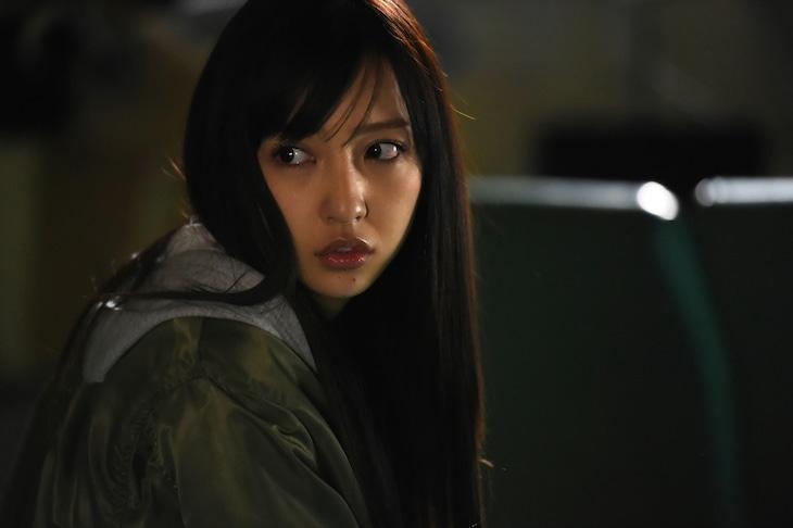 板野友美  (c)2015 映画「のぞきめ」製作委員会