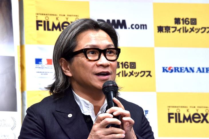 「最愛の子」監督のピーター・チャン。