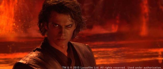 「スター・ウォーズ エピソード3/シスの復讐」 TM & (c)2015 Lucasfilm Ltd. All rights reserved. Used under authorization.