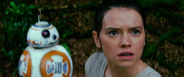 「スター・ウォーズ/フォースの覚醒」(c)2015 Lucasfilm Ltd. & TM. All Rights Reserved