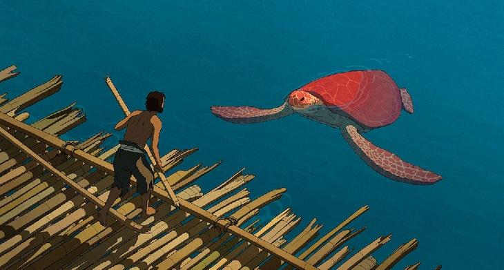 「レッドタートル THE RED TURTLE」