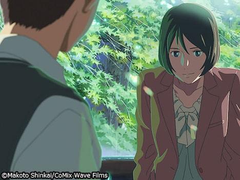 「言の葉の庭」 (c) Makoto Shinkai/CoMix Wave Films