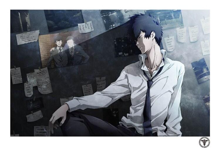 「PSYCHO-PASS版画」5万4000円