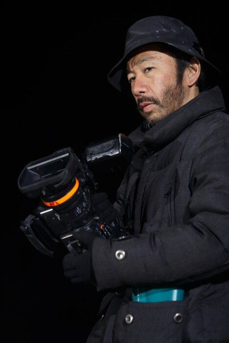 塚本晋也 (c)SHINYA TSUKAMOTO/KAIJYU THEATER