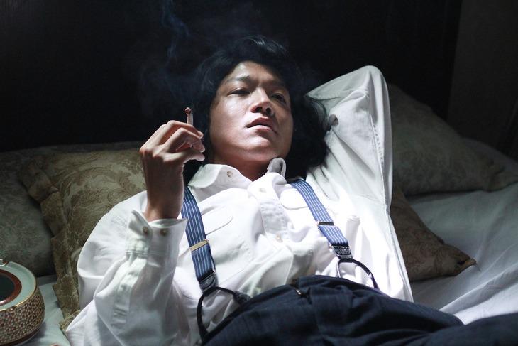 「夢二~愛のとばしり」 (c)2015 映画「夢二~愛のとばしり」製作委員会