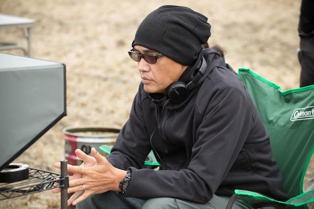 「ハピネス」の監督・脚本を担当したSABU。