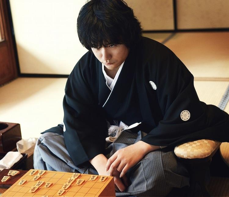 松山ケンイチ扮する村山聖。