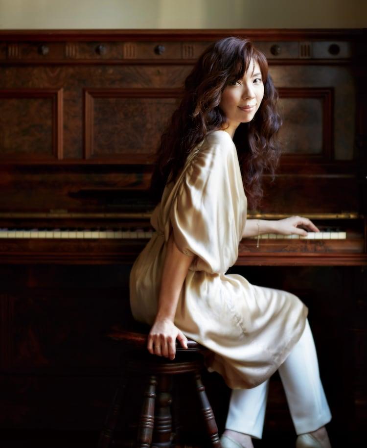 「夢二~愛のとばしり」のメインテーマ曲を手がけたmayo。