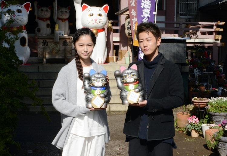 佐藤健と上白石萌音のイチャイチャ&仲良しショットまとめ!