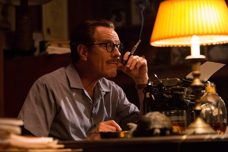 「トランボ ハリウッドに最も嫌われた男」