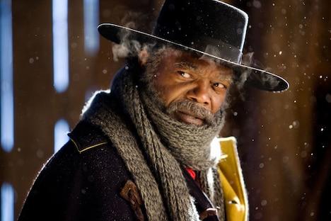 サミュエル・L・ジャクソン演じるマーキス・ウォーレン。