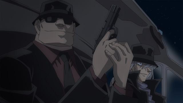 「名探偵コナン 純黒の悪夢(ナイトメア)」