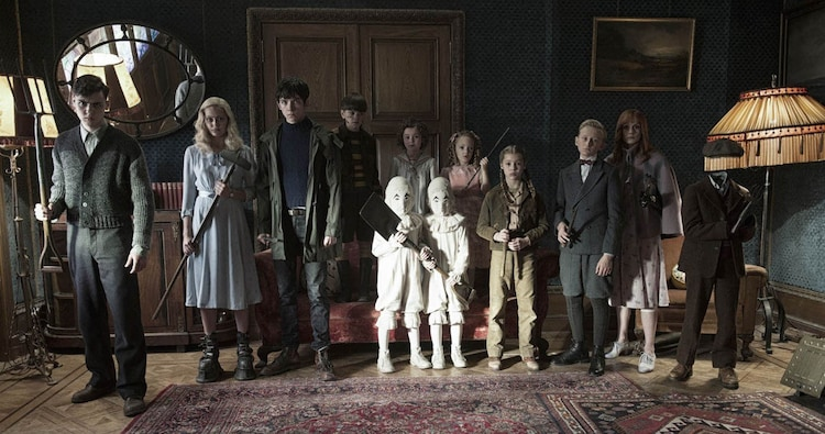 「Miss Peregrine's Home for Peculiar Children(原題)」(写真提供:Planet Photos / ゼータ イメージ)