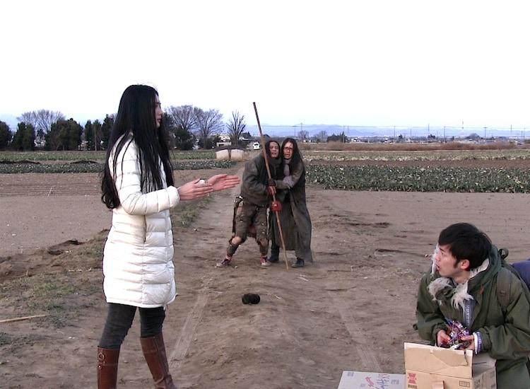 「ワンピース」より「計測少女百合1号」 (c)鈴木卓爾