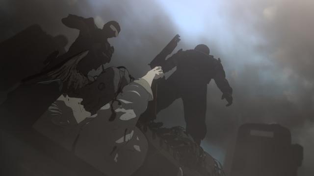 「亜人 -衝突-」 (c)桜井画門・講談社/亜人管理委員会