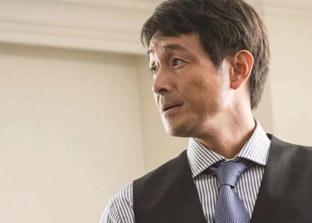 「探偵ミタライの事件簿 星籠の海」より、吉田栄作演じる槙田邦彦。