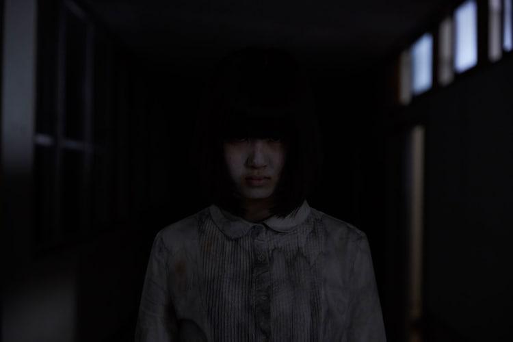 「トイレの花子さん新章 ~花子 VS ヨースケ~」より、花子。