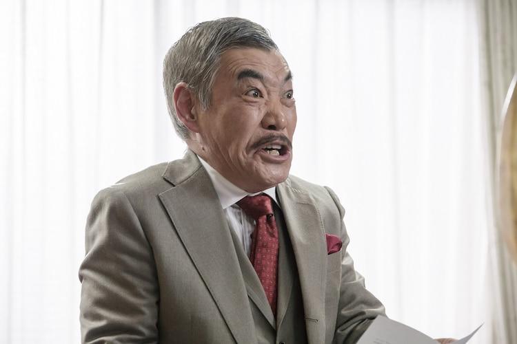 柄本明 (c)2016「疾風ロンド」製作委員会