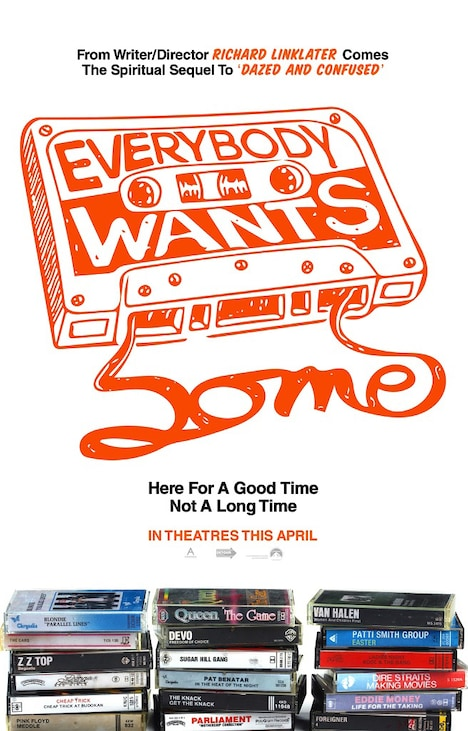 「Everybody Wants Some!!(原題)」 (c)2015 PARAMOUNT PICTURES. ALL RIGHTS RESERVED