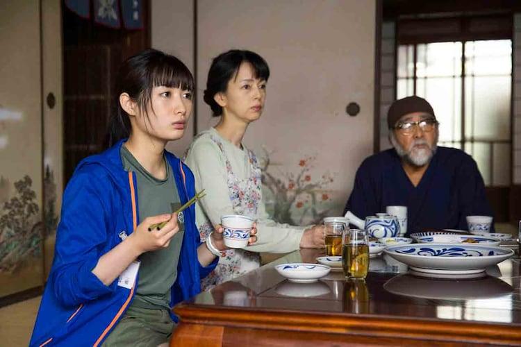 「海すずめ」 (c)2016「海すずめ」製作委員会