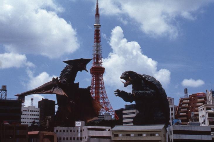 「ガメラ 大怪獣空中決戦」 (c)KADOKAWA 日本テレビ 博報堂DYメディアパートナーズ/1995