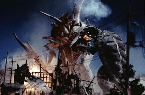 「ガメラ2 レギオン襲来」 (c)KADOKAWA 日本テレビ 博報堂DYメディアパートナーズ 富士通 日販/1996