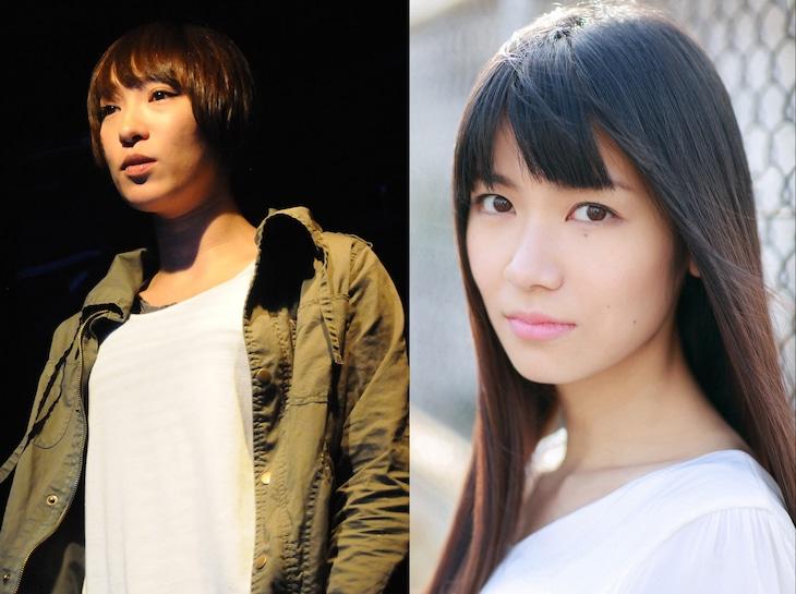 左から菅原佳子、瀧内公美。