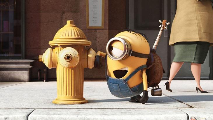 「ミニオンズ」 (c) 2015 Universal Studios. All Rights Reserved.