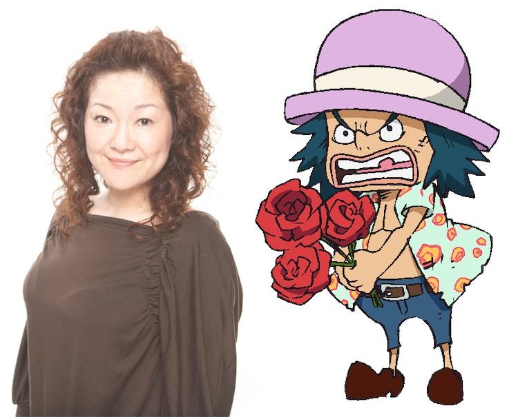 左から坂本千夏、リッカ。