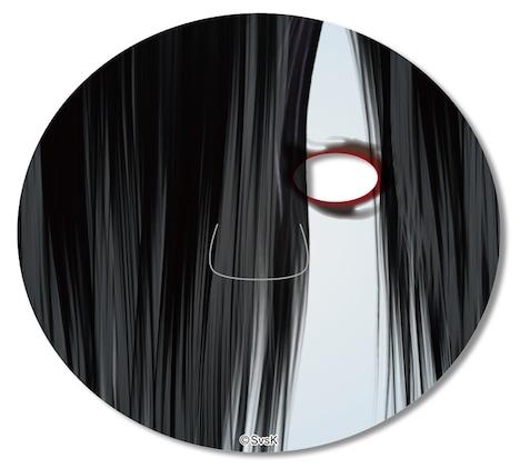 「貞子vs伽椰子 なりきりフェイスパック」(貞子)