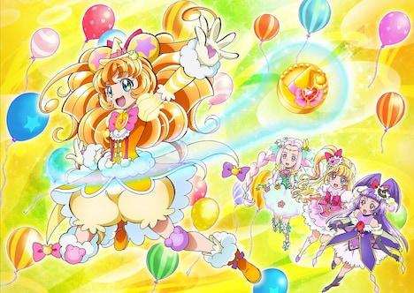 「映画 魔法つかいプリキュア!奇跡の変身!キュアモフルン!」