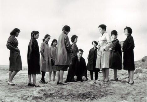「黒い十人の女」 (c)KADOKAWA1961